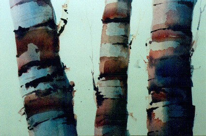 Free watercolour lesson by canadian artist peter humeniuk for Watercolor painting samples
